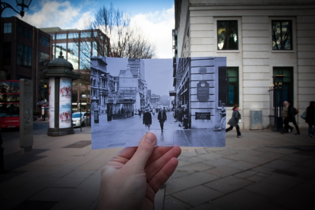 Colmore Row, c.1970