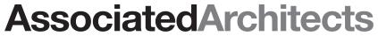 GOLD SPONSOR Associated Architects Logo