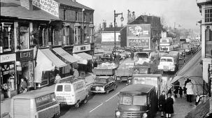Birchfield Road, Perry Barr, 1960