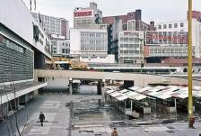 Birmingham Bull Ring 1974