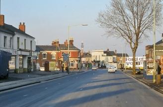 Bristol Road, Selly Oak, 1975