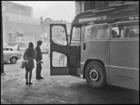 Digbeth Coach Station - 1966