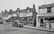Harborne High St, 1954