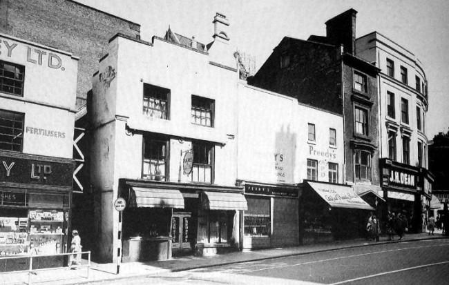 Snow Hill 1954