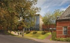 The new sports centre - source -www.birmingham.ac.uk