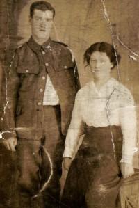 Richard Hiram Weston and his wife