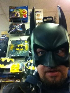 Batman aka Temper...a few years later !