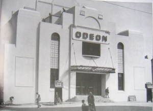 The Odeon Perry Barr just before opening its doors for the first time in 1930