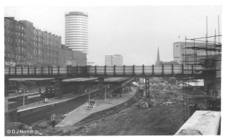 New St Station from Navigation Street - 311064