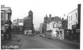 Snow Hill - Constitution Hill (1961)
