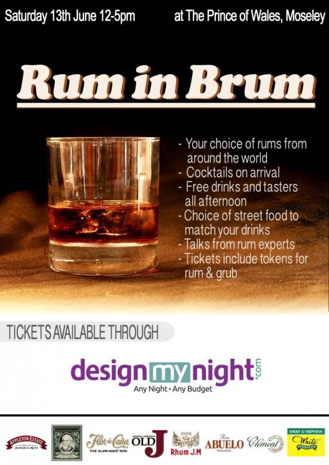 Rum in Brum