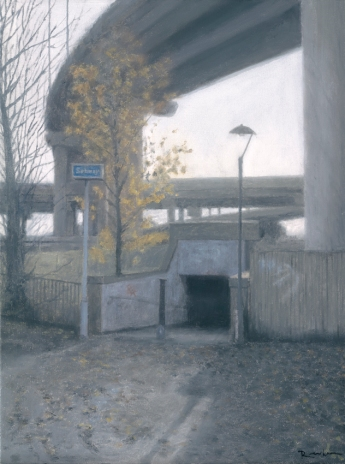 Autumn Subway