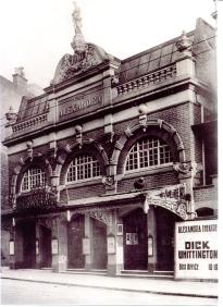 Alex Theatre Front