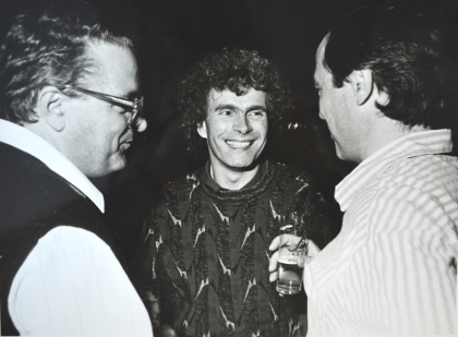 Simon Rattle - Credit to Wilfred Wiedeloh
