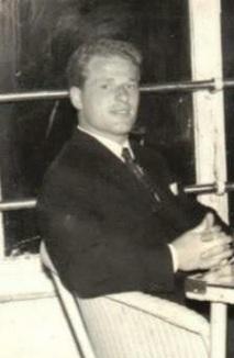 Eddie Fewtrell