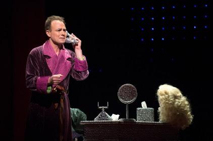 Jason Donovan as Tick - Priscilla Queen of the Desert - The Musical - Photo credit Paul Coltas 2
